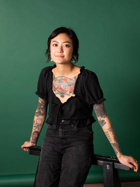 Mary-Linh, 内容团队