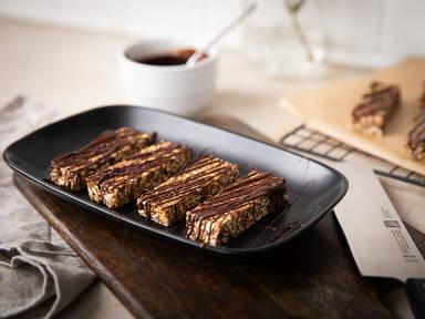 No Bake Quinoa-Energieriegel
