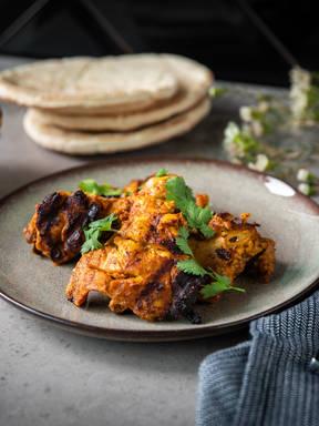 Easy tandoori-style chicken