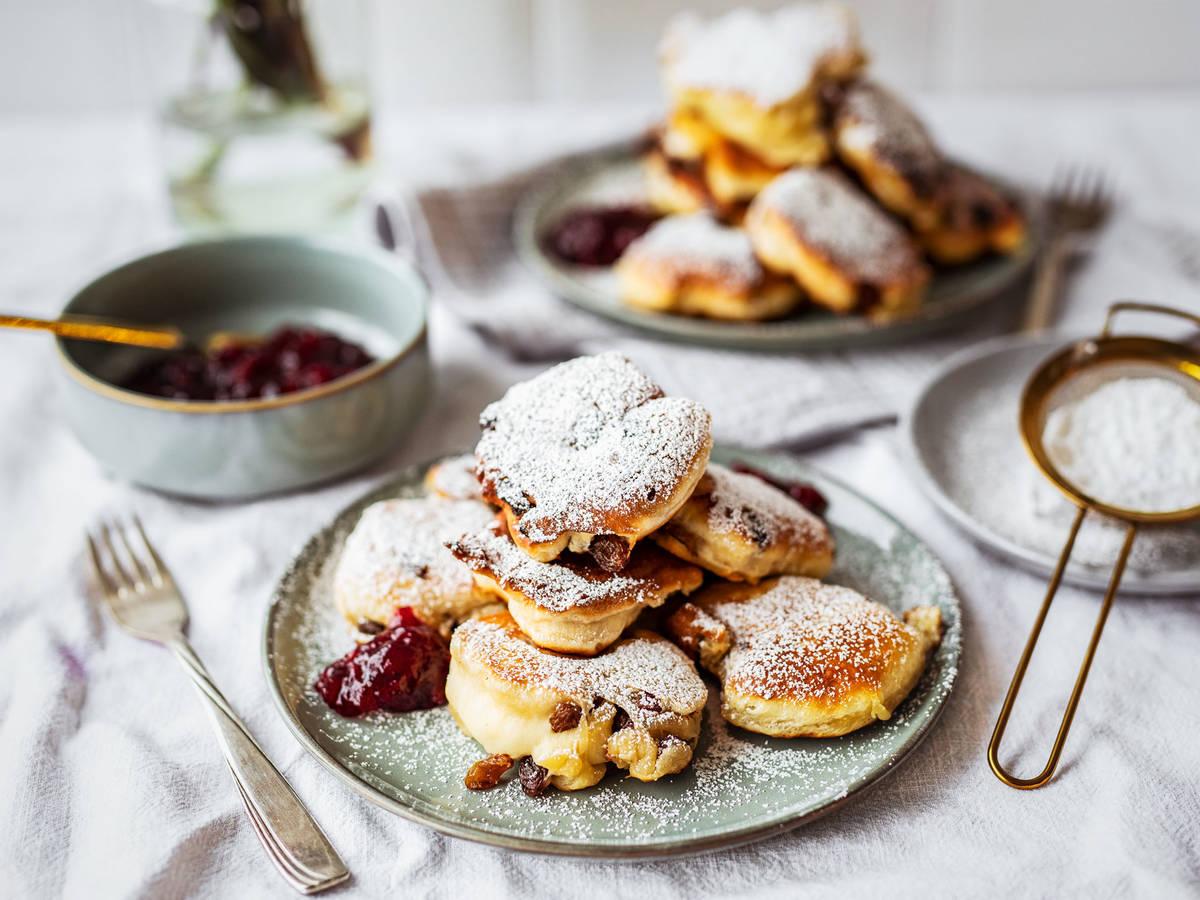 Struwen (Westphalian pancakes)