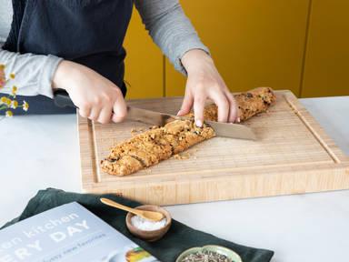 Granola Biscotti - Step 3
