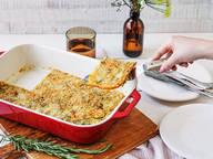 Schiacciata di Zucchine (Italian Zucchini flatbreads with rosemary)