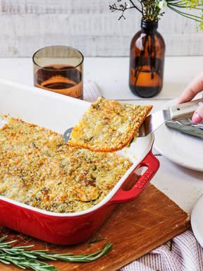 Schiacciata di Zucchine (Italienische Zucchini-Fladenbrote mit Rosmarin)
