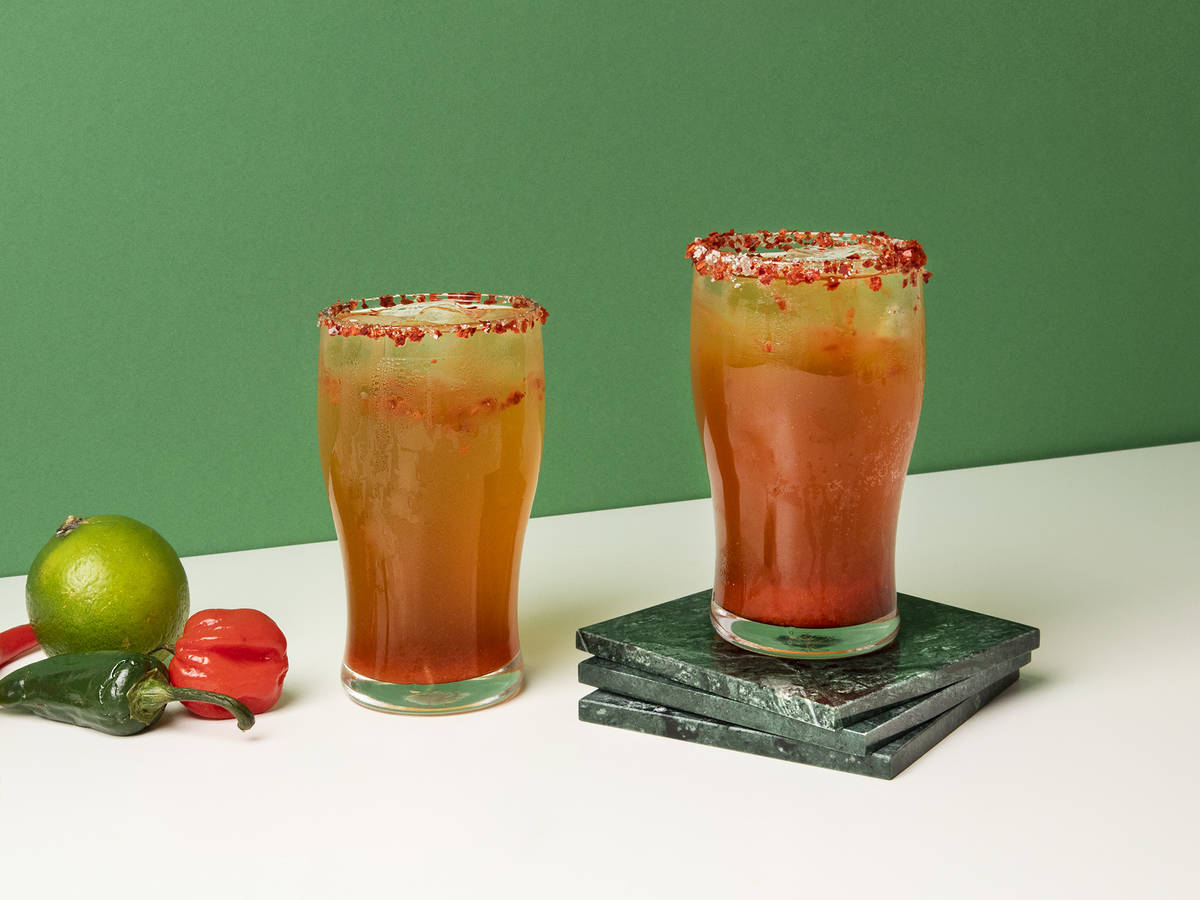 Michelada (Mexican beer cocktail)