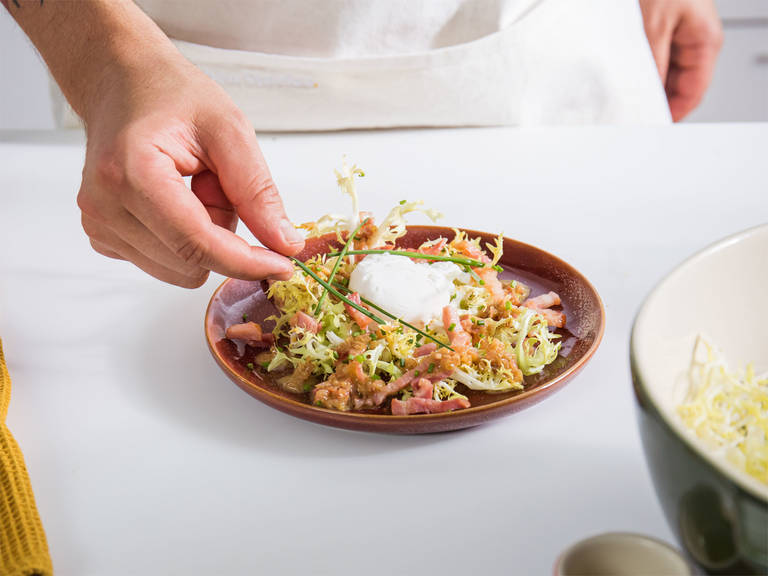 Salade Lyonnaise Recipe By Kitchen Stories
