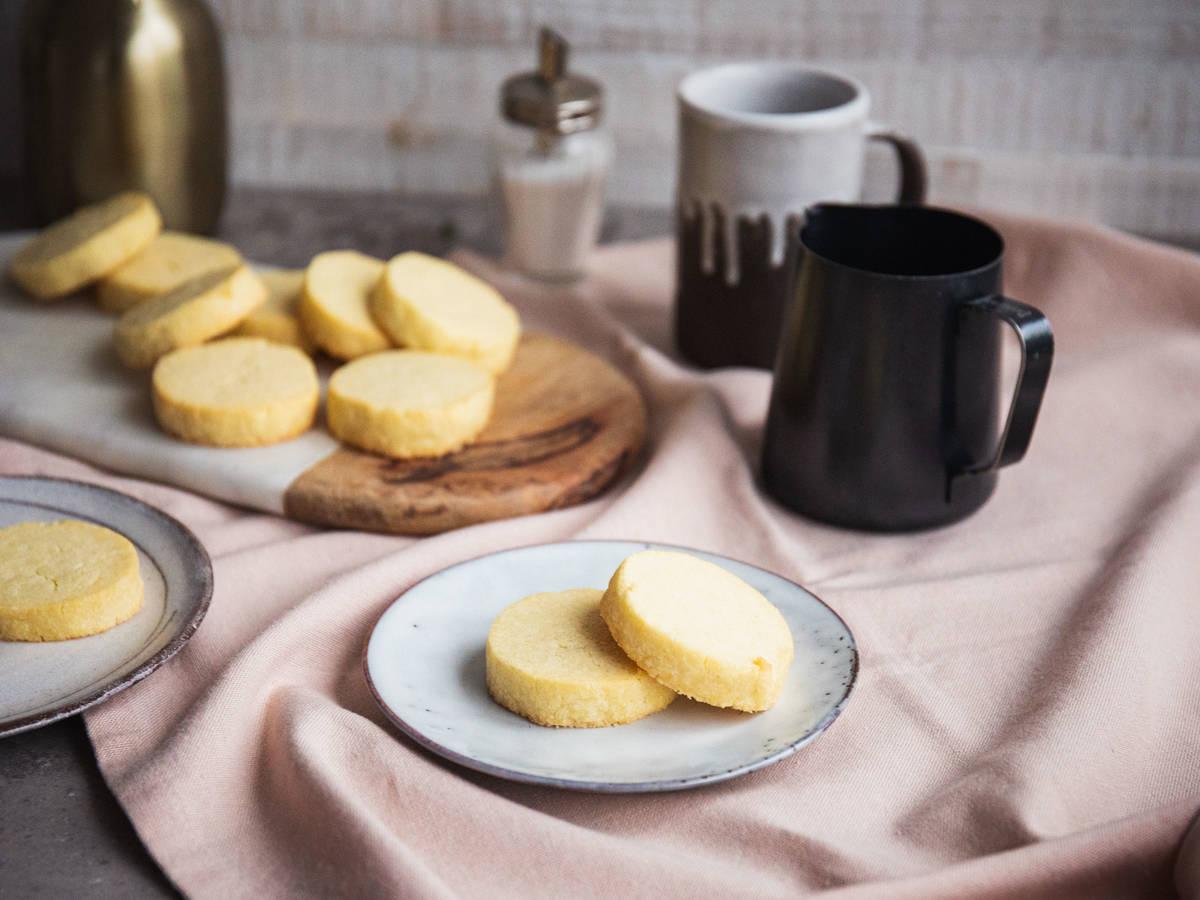 法式黄油曲奇(Sablés )