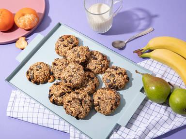 Breakfast superfood cookies