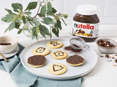 Butterplätzchen mit nutella®