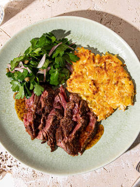 The Unexpected Hack to Tastier Steak and Rösti—Watch the Video!