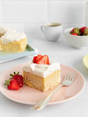 Pastel de Tres Leches (Milchkuchen)