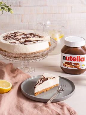 No-Bake Cheesecake mit nutella®