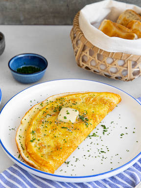 Soufflé Omelette