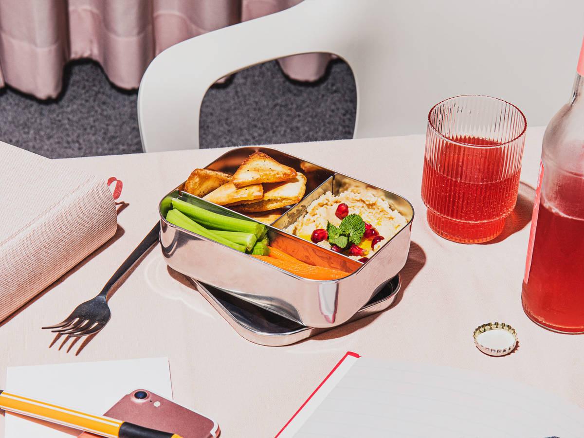 让你的工作日午餐华丽变身