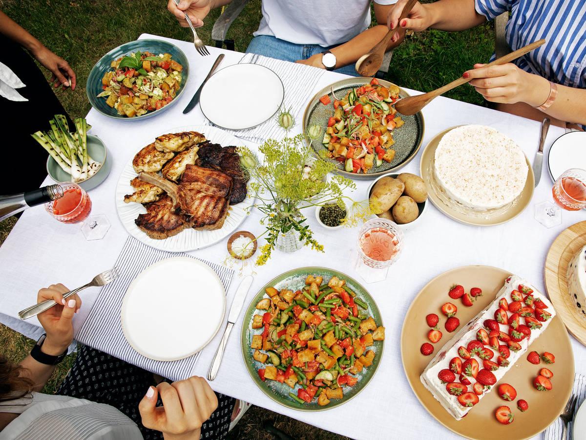 3 Recipes, 9 Variations, 1 Endless Summer