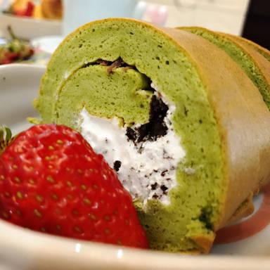 草莓瑞士蛋糕卷