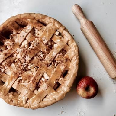 美式苹果派