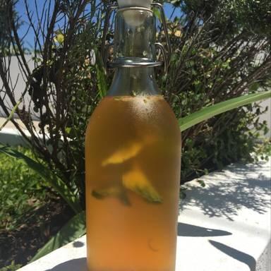 Asian-inspired lemonade