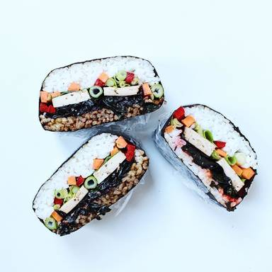 寿司三明治
