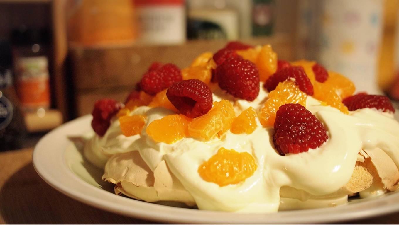 帕芙洛娃蛋糕