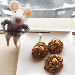 Sugar-free cinnamon balls