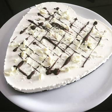白巧克力奶酪蛋糕